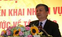 越南政府宗教委员会2017年任务部署会议举行