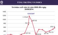 2月13日越南股市几乎无涨跌
