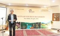在印度推介越南旅游