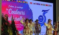 越南为法语国家组织的共同发展做出切实贡献