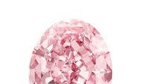 """""""粉红之星""""钻石将在香港拍卖"""