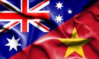 澳越涉合作发展高级别磋商在澳大利亚举行