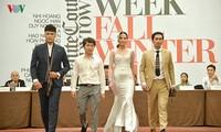 2017年第一次国际时装周在胡志明市举行