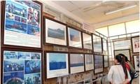 """""""黄沙和长沙归属越南"""" 资料与图片展在庆和省举行"""