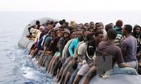 两千多名移民在地中海获救
