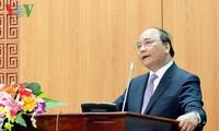 阮春福出席世界经济论坛东盟会议