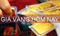8月24日越南金价和股市情况