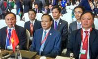 越南出席国际刑警组织第86届大会