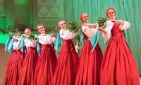 """俄罗斯国家模范""""小白桦""""舞蹈艺术团即将来越演出"""