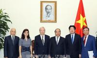 阮春福:希望保加利亚支持越南与欧盟加强关系