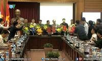 2017年越南APEC宣传画创作比赛颁奖仪式