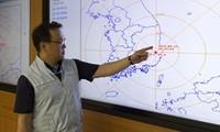 韩国核电站未受地震影响