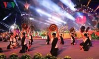 大叻花卉节系列活动吸引众多游客