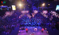 河内市举行多项文化艺术体育活动迎接新年