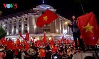 U23亚锦赛:日本媒体纷纷报道越南U23男子足球队的胜利