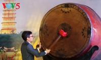 越南各地佛教教会举行初春庙会