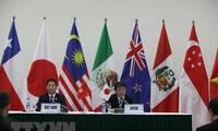越南工贸部部长陈俊英会见日本、智利和墨西哥代表
