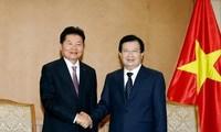 鼓励越韩农业合作