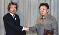 日本传递出有关与朝鲜举行峰会的意愿