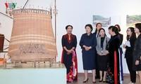 大力推动越南和韩国文化合作交流
