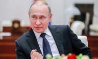 普京总统:俄罗斯人民的团结形成了国家发展的突破