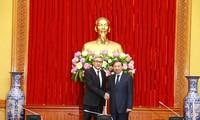 越南和蒙古国加强预防和打击犯罪合作