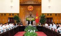 越南政府领导人与最高人民法院举行座谈