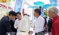 2018年越南岘港国际建材展开幕