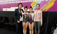 越南5名运动员获得2018年青年奥林匹克运动会参赛名额