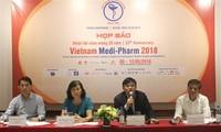 2018年越南第25届国际医药制药、医疗器械展览会即将举行