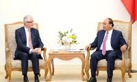 越南一向为推动与比利时的贸易投资合作创造条件