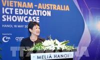 越南和澳大利亚大力推动信息技术研究与培训合作