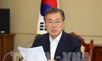 韩国寻找措施缩小美朝分歧