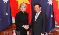 越南和澳大利亚第一次外长级会议在河内开幕
