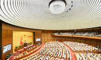 L'Assemblée nationale adopte le programme législatif de 2019