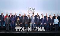 阮春福结束出席G7集团峰会扩大会议和访问加拿大行程