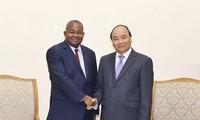 越南愿意派遣经验丰富的专家帮助莫桑比克