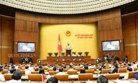 越南14届国会5次会议落下帷幕