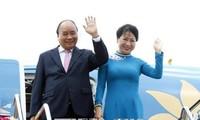 阮春福出席第8届伊洛瓦底江-湄南河-湄公河经济合作战略框架峰会和第9届越老柬缅合作峰会
