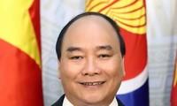 阮春福启程出席第8届伊洛瓦底江-湄南河-湄公河经济合作战略峰会和第9届柬老缅越合作峰会