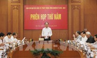 陈大光主持中央司法改革指导委员会第5次会议