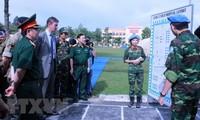 联合国对越南积极参加维和行动予以高度评价