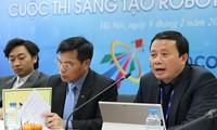 越南承办2018年亚太机器人创新大赛