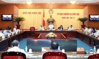 越南国会常务委员会讨论《反腐败法修正案(草案)》