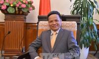 越南为联合国国际法委员会的多样性做出贡献
