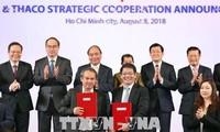 越南政府总理阮春福鼓励企业合作推进农业现代化