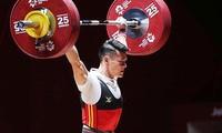 越南体育代表团在第2天的比赛中暂居奖牌榜第16位