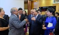 越南政府总理阮春福主持9·2国庆招待会