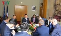 越南和法国加强环境领域合作
