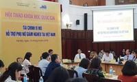 微观财政协助越南妇女脱贫